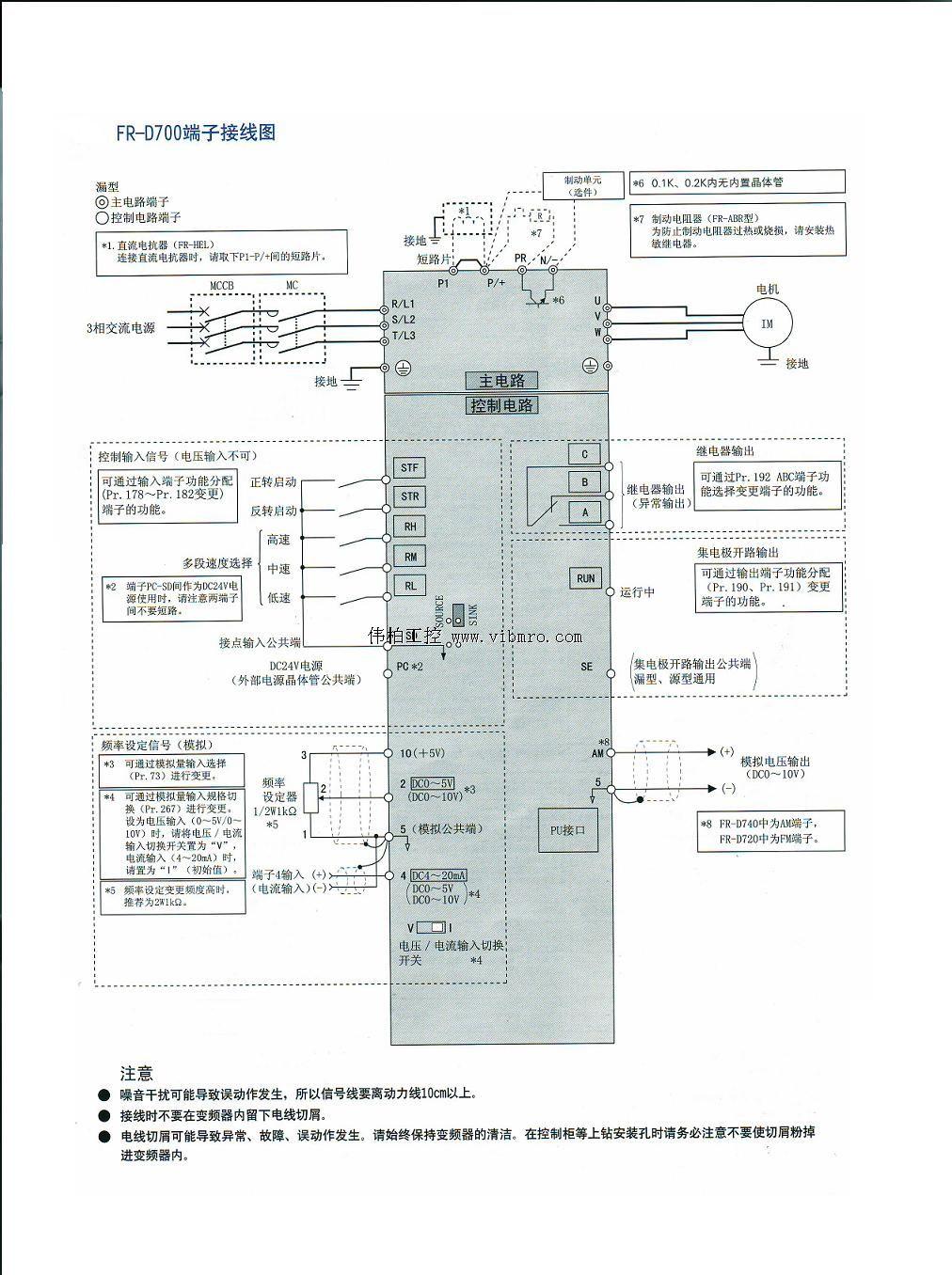 fr-a740-560k-cht,fr-a700系列变频器